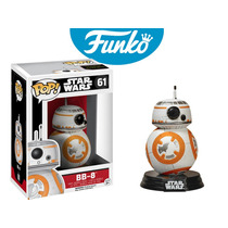 Bb8 Funko Pop Starwars Star Wars La Guerra De Las Galaxias