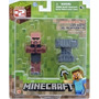 Minecraft Figure - Villager Blacksmith - Marca Mojang