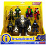 Imaginext Dc Liga De La Justiciacon Solomon Grundy Exclusivo