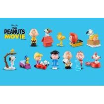 Coleccion Snoopy Y Charlie Brown Peanuts La Pelicula