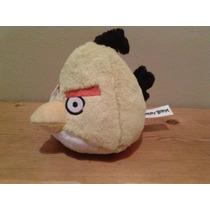 Angry Birds Peluche Con Sonido 12 Cm