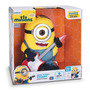 Minion Interactivo Stuart Rock´n Roll Guitarra Toca Baila