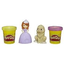 Play-doh Disney Princesa Sofía Y Clover Set