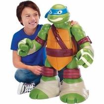 Tortugas Ninja Play Set 24 Pulgadas Turtle Mutation