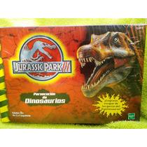 Jurassic Park Año 2001 - Juego De Mesa - Dinosaurios