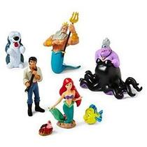 Disney La Sirenita Figura Juego Set - Disney Sirenita Prince