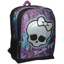 Monster High Mochila 16 Pulgadas