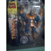 Marvel Thanos 2 Guantelete Infinito Select Los Vengadores