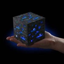 Luz Minecraft Noche Cubo Diamanterz 1-2-3 (diamond Mineral)