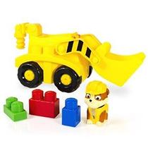 Bulldozer De Ionix Jr. Paw Patrulla Escombros