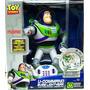 Toy Story Buzz Lightyear Control Remoto Con Luces Habla