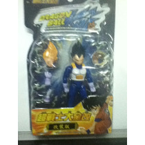 Figura De Dragon Ball Kai Vegeta.