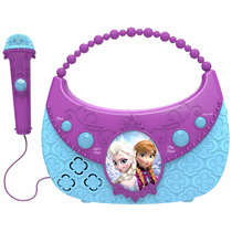 Radio Disney Frozen Cool Tunes Sing Along Boombox