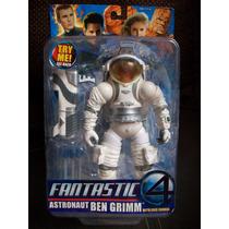 4 Fantasticos Ben Grimm Astronauta