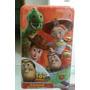 Toy Story Domino 28piezas Pesadas Caja Metálica De Coleccion