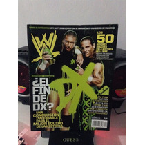 Wwe Magazine / Dx / The End Of Dx
