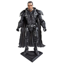 Gral. Zod Movie Masters - Man Of Steel Superman