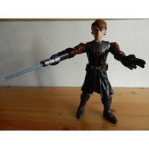 Star Wars The Clone Wars Force Battlers Anakin Skywalker