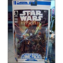 Star Wars Comicpack Republic 57,anakin Skywalker Nuevo,