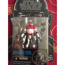 Figura Commander Thorn Clonetrooper Black Series Star Wars
