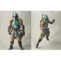 Star Wars Boba Fett Movie Realization Bandai En Mano