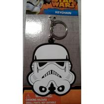 Llavero Star Wars Guerra De Las Galaxias Stormtrooper!