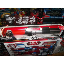 Darth Vader Lightsaber Sable Luz Star Wars Luz Y Sonido