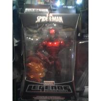Marvel Legends Infinite Toxin Carnage Baf Hasbro Spiderman