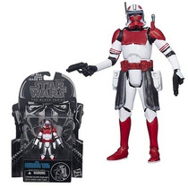 Star Wars Black Series Clone Commander Thorn 2015
