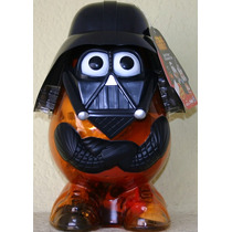 Sr. Cara De Papa Star Wars Darth Vader, R2-d2, Strom Trooper