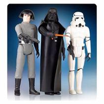 Star Wars Villain Set: Trooper, Vader Y Death Squad Nuevo!!!