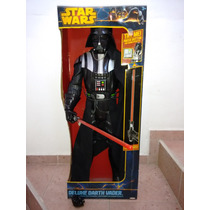 Darth Vader Deluxe, Sable De Luz Y Efectos De Sonido. 31