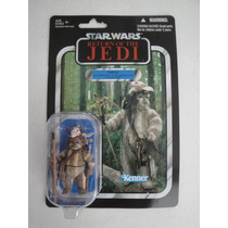 Starwars Logray Ewok The Return Of The Jedi Vintage