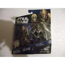 Star Wars Legado Del Lado Oscuro Pre-cyborg General Grievous