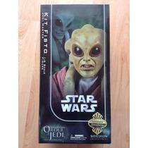 Star Wars Kit Fisto Jedi M 12 Sideshow Escala 1:6 Exclusivo