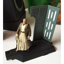 Star Wars Obi Wan Kenobi Set Sin Espada 3 1/4 Base