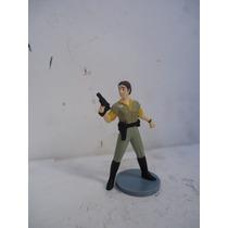 Star Wars Princesa Leia Figura Pvc Oferta
