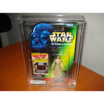 1997 Princess Leia Organa Afa 90 Poft Star Wars Kenner