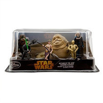 Disney Store Star Wars Figurines Return Of The Jedi 2014