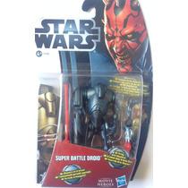 Star Wars Movie Heroes Super Battle Droid