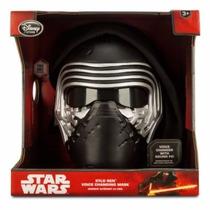 Star Wars Force Awakens Máscara De Voz Kylo Ren Disney Store