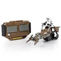 Air Hogs Star Wars Control Remoto Speeder Bike