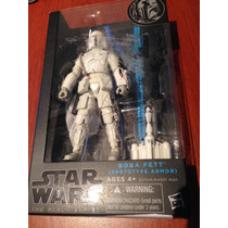 Boba Fett Prototype Armor Star Wars Black Series
