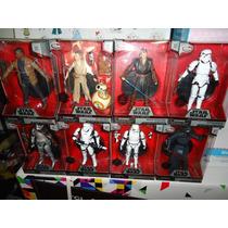 Star Wars Elite Series Coleccion Set 8 Figuras Envio Gratis