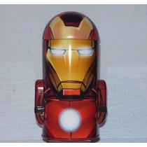 Avengers Iron Man Contenedor Metalico