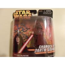 Star Wars Figura Emperor Palpatine Nueva Envio Gratis!!!!!!!