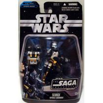 Star Wars Scorch Republic Commando Saga Hasbbo 3 3/4 Nuevo