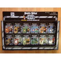 Figuras Star Wars Angry Birds Special Sdcc 2013