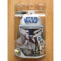 Figura Star Wars Clone Trooper Exclusivo Comic Con