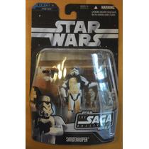 Figura Star Wars Sandtrooper The Saga Collection Hasbro Ajff